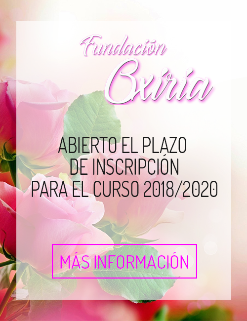 Últimas plazas curso 2018 - 2020