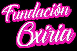 logo de la fundación oxiria
