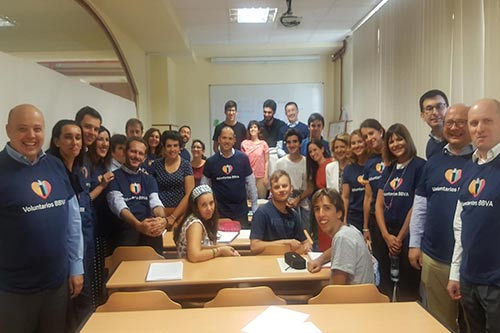 visita-voluntarios-bbva