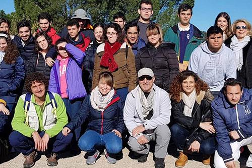actividad alumnos de la fundacion oxiria