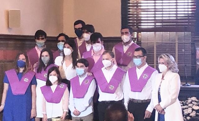 FUNDACION OXIRIA graduaciones