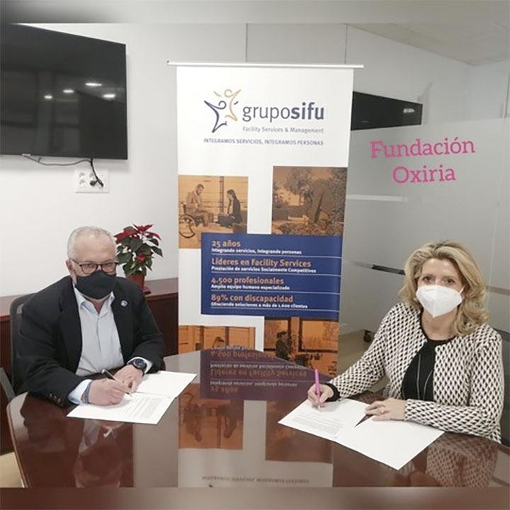 Acuerdo para promover la integración laboral de las personas con discapacidad intelectual